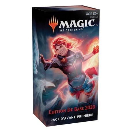 Pack d'Avant Première : Edition de Base 2020 (FR)