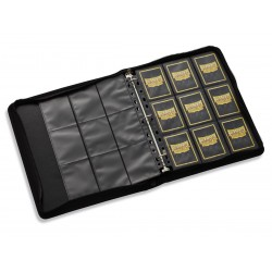 Dragon Shield - Card Codex - Zipster Binder (3 Rings) - Noir