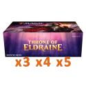Boîte de 36 Boosters : Le trône d'Eldraine (x3 et plus)