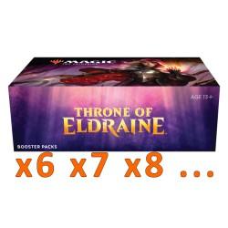 Boîte de 36 Boosters : Le trône d'Eldraine (x6 et plus)