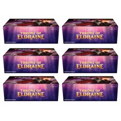 Case of 6 Booster Boxes : Eldraine Throne