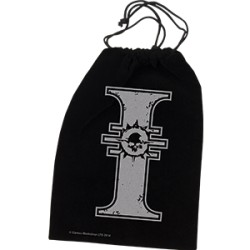 Warhammer 40,000 - Inquisitor Dice Bag (Grey)