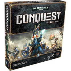 Warhammer 40,000 Conquest - The Card Game - English