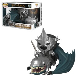 Witch King on Fellbeast Funko Pop Rides The Lord of the Rings Witch King on Fellbeast 63