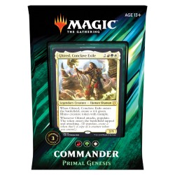 2019 Commander Deck 1 - Populate (Peuplez)