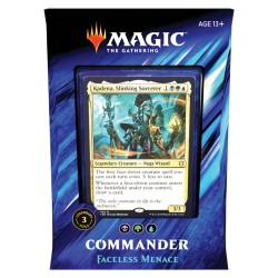 2019 Commander Deck 3 - Morph - faceless Menace