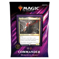 2019 Commander Deck 4 - Madness (Folie)
