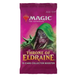 Collector Booster : Throne of Eldraine