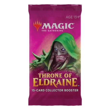 Collector Booster Pack : Throne of Eldraine