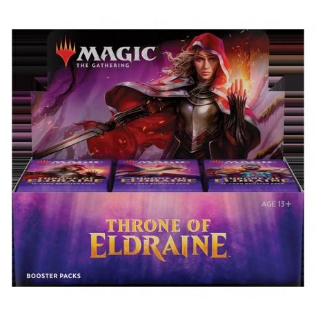 Boîte de 36 Boosters : Le trône d'Eldraine