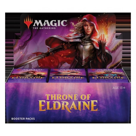 Booster Box : Throne of Eldraine