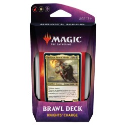Brawl Deck : Throne of Eldraine : Knights' Charge (Mardu RWB) (EN)