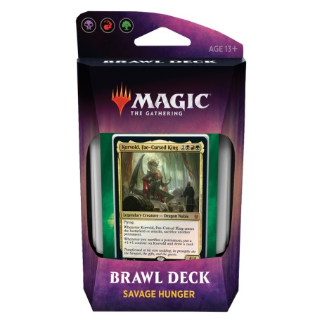 Brawl Deck : Throne of Eldraine : v4 (EN)