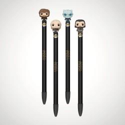 Game of Thrones POP! Homewares - lot de 4 Stylos à bille avec embouts