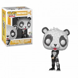 Fortnite POP! Games Vinyl Figure P.A.N.D.A Team Leader 515