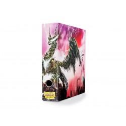 Slipcase Binder Dragon Shield - Enimas Dragon Art Silver