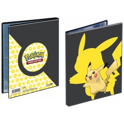 Ultra Pro - Pokémon Portfolio - 4-Pocket - Pikachu 2019