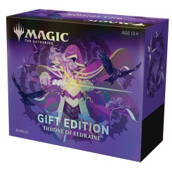 Bundle Gift Edition : Throne of Eldraine (Le trône d'Eldraine)