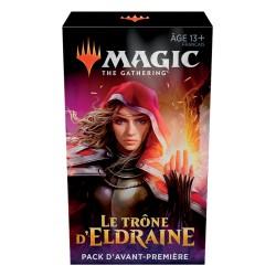 Pack d'Avant Première : Le trône d'Eldraine (FR)