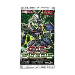 Booster Yu-Gi-Oh! Impact du Chaos (FR)