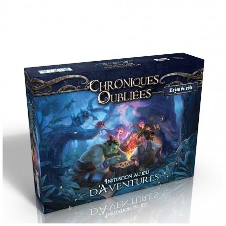 Chroniques Oubliées Fantasy - Initiation au jeu d'aventures (FR)