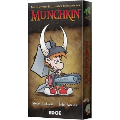 Munchkin (2ème édition) (FR)