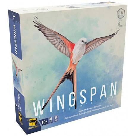 Wingspan - à tire d'ailes (FR)