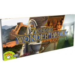 7 Wonders : Wonder Pack (Multi)