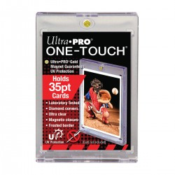 Ultra Pro UV One Touch Magnetic Holder - Carte de taille Standard