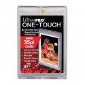 Ultra Pro - One-Touch Magnetic Holder - Standard Size Card - Clear