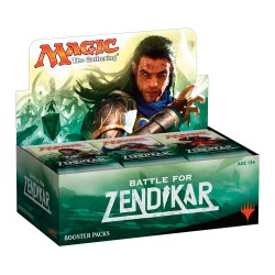 Booster Box Battle for Zendikar
