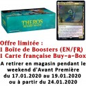 Booster Box : Theros Beyond Death with Buy-a-Box card