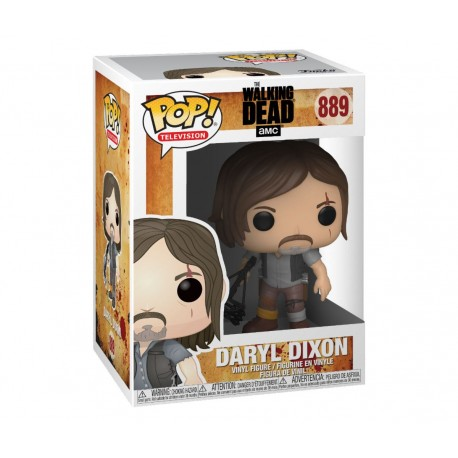 Funko Pop The Walking Dead Daryl Dixon 889