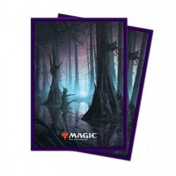Ultra Pro Protège-cartes Unstable Lands Swamp (x100)