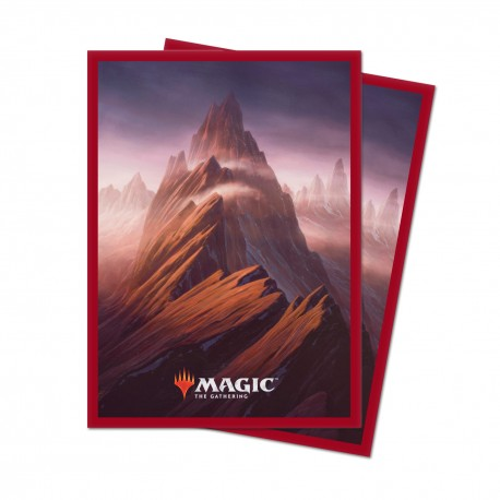 Ultra Pro Sleeves - Unstable Lands Mountain (x100)