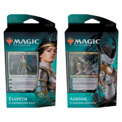 Set of 2 Planeswalker Decks : Theros Beyond Death - Elspeth and Ashiok