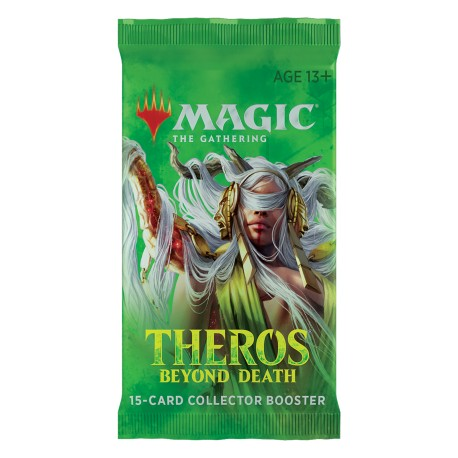 Collector Booster Pack : Theros Beyond Death (EN)
