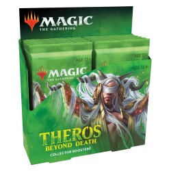 Collector Booster Box : Theros Beyond Death (12 Packs) (EN)