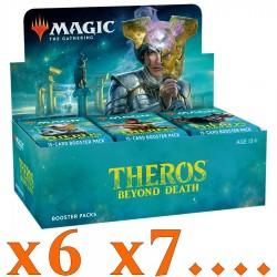 Boîte de 36 Boosters : Theros par-delà la mort (x6 ou plus)