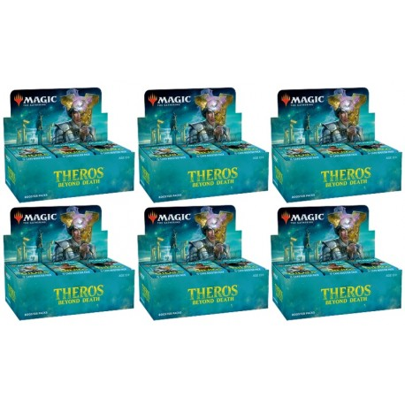 Case of 6 Booster Boxes : Theros Beyond Death
