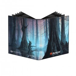 Ultra Pro 9-Pocket Pro-Binder Unstable Lands Swamp