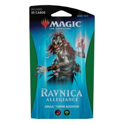 Theme Boosters : Ravnica Allegiance (EN)