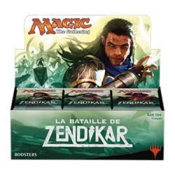 Booster Box La bataille de Zendikar