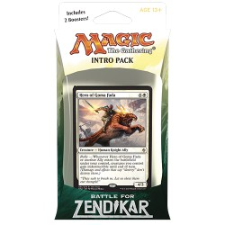 Pack d'Intro Battle for Zendikar Blanc (1)