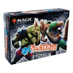 Unsanctioned Decks - 5 30-card mono-colored decks (EN)