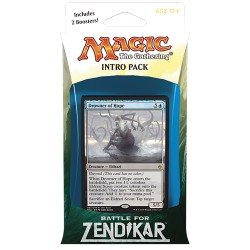 Pack d'Intro Battle for Zendikar Bleu (2)