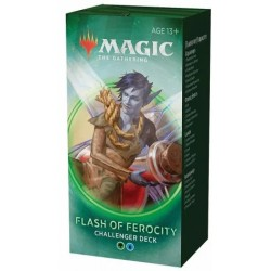 Challenger Deck 2020 - Flash of Ferocity (EN)