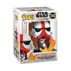 Star Wars The Mandalorian POP Figure - Incinerator Stormtrooper 350