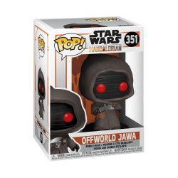 Star Wars The Mandalorian POP Figure - Offworld Jawa 351