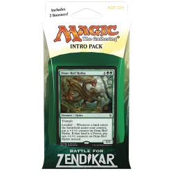 Intro Pack Battle for Zendikar Green (5)